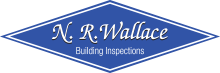 NR Wallace Building Inspections Logo