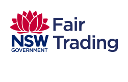 NSW Fair Trading Logo